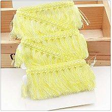 Hdsght Tassel Fringe Trim Lace Sewing Ribbons -