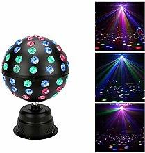 HDZWW Disco Lights Sound Activated Disco Ball