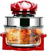 HE FRYERS Deep Fryer Halogen Convection Oven
