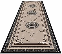 HE TUI Soft Hallway Runner Rug with Non Slip Back,
