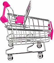 heacker Baby Kids Simulation Mini Shopping Cart
