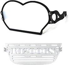 Headlight protection net Motorcycle Headlight