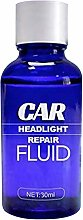 Headlight Renewal Liquid, Car Headlight Scratch