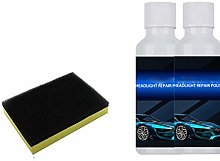 Headlight Renewal Polish,20ml Headlight Repair