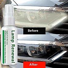Headlight Restoration Kit, Cars Headlamp Cleaning