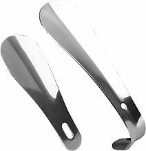 Healifty Metal Shoe Horn Long Handled shoehorn