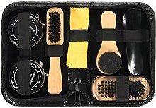 Healifty Shoe Shine Kit Professional Shoe Care Kit