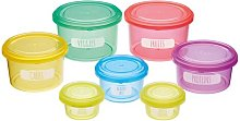Healthy Eating Portion Pots 7 Container Food