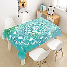 Hearda Tablecloth Waterproof Polyester for