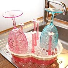 Heart Dish Rack Delindo Lifestyle Finish: Pink