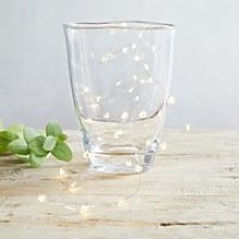 Heart Fairy Lights – 40 Bulbs, Clear, One Size