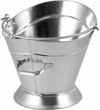 Hearth & Home Waterloo Galvanised Coal Bucket -