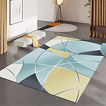 Hearth Rug Carpets For Living Room Sale Blue