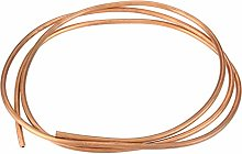 Heat Exchange Copper Round Tubing, 1 Roll Soft OD