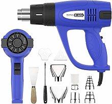 Heat Gun, Dr.meter Professional Hot Air Gun with