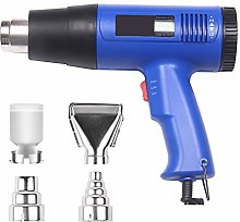 Heat Gun for Stripping Paint with Case,1800W Hot