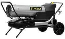 Heat gun STANLEY - Diesel - 36,6KW- 158m3 -