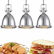Heat Lamp Food Warmer for Buffets Restaurant and