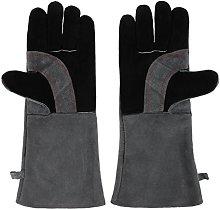 Heat Resistant Gloves Stove Fireplace Welders