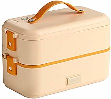 Heated Lunch Box, Portable Bento Meal Heater Food