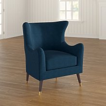 Heath Armchair Julian Joseph Upholstery Colour: