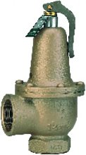 Heating safety valve FF cast iron 26x34 33x42 3