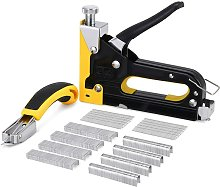 Heavy-duty 3 in 1 stapler with 3000 staples and
