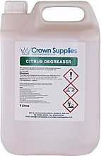Heavy Duty Citrus Fragranced Degreaser Concentrate