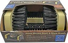 Heavy Duty Door Step Boot Scraper Brush Cleaner