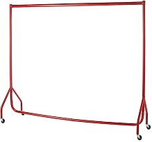 Heavy Duty Garment Clothes Rail in and sizes (6FT,