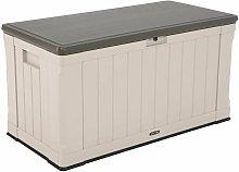 Heavy-Duty Outdoor Storage Deck Box (116 Gallon) -