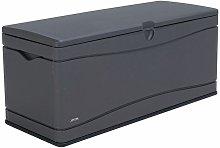 Heavy-Duty Outdoor Storage Deck Box (130 Gallon),
