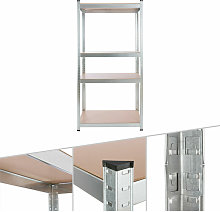 Heavy duty Shelf Garage Racking Shelf 4 Tier Layer