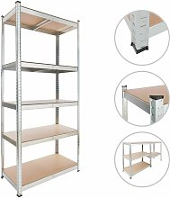 Heavy duty Shelf Garage Racking Shelf 5 Tier Layer