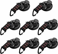 Heavy Duty Suction Cup Anchor Tie Down with