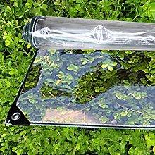 Heavy Duty Transparent Tarpaulin Waterproof PVC
