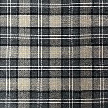 Heavy Weight Plaid Chenille Check Tartan Thick