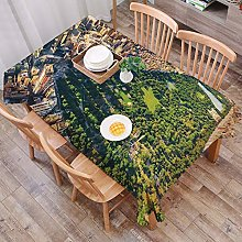 Heavy Weight Tablecloth for Rectangle,United