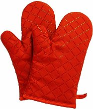 Hebey Oven Gloves, Oven Mitts with Silicone,