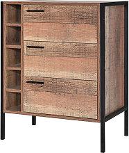 Hector Wine Cabinet - Shabby Chic Design