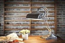 Hedges desk lamp