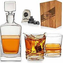 Hediyesepeti Speyside Barware Whiskey Set with