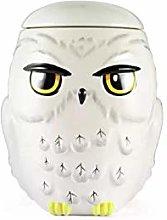 Hedwig Moulded Ceramic Cookie/Storage Jar