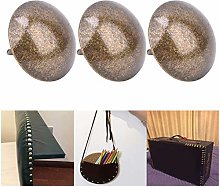 HEEPDD Upholstery Tacks, 50Pcs Thickened Antique