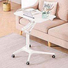 Height adjustable desk height-adjustable table