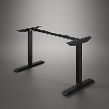 Height Adjustable Electric Standing Desk Frame