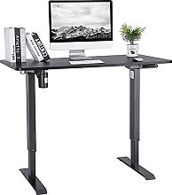 Height Adjustable Electric Standing Desk with