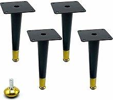 Height Adjustable Metal Desk Legs Furniture Legs