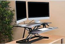 Height Adjustable Sit And Stand Desk Converter,