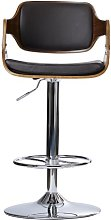 Height Adjustable Swivel Bar Stool Corrigan Studio